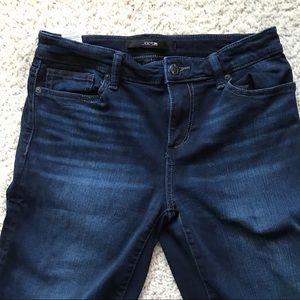 Joe's Jeans Dark Jeans Straight Skinny Size 28